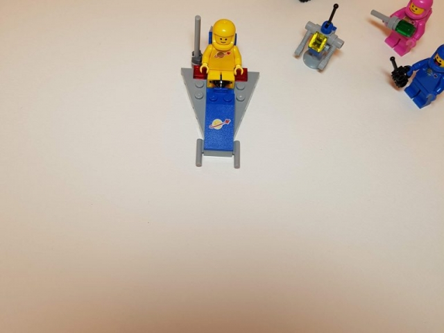 Benny's Space Squad (LEGO 70841) - Printed Brick - Built By Wright Built