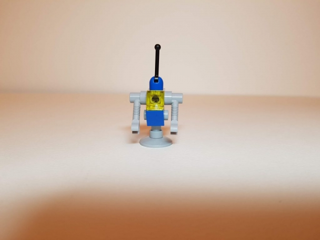 Benny's Space Squad (LEGO 70841) - Robot - Built By Wright Built