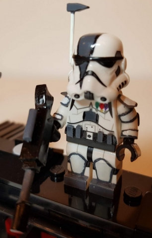 Custom LEGO Clone Troopers - Storm Trooper 2 - Made by Wright Built - Brickcan 2019