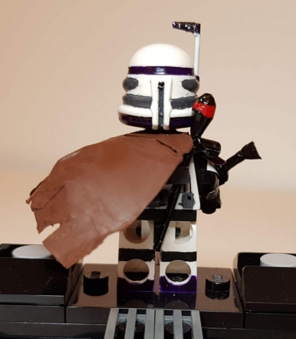 Custom LEGO Clone Troopers - Clone 187th Legion 2 - Made by Wright Built - Brickcan 2019