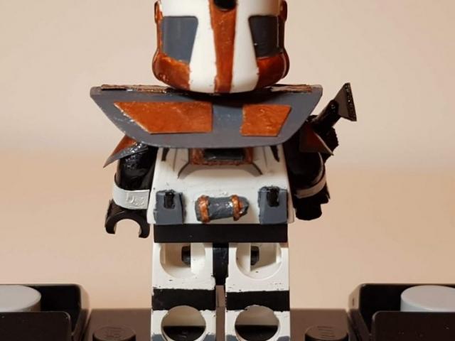 Custom LEGO Clone Troopers - Clone Commando 3 - Made by Wright Built - Brickcan 2019