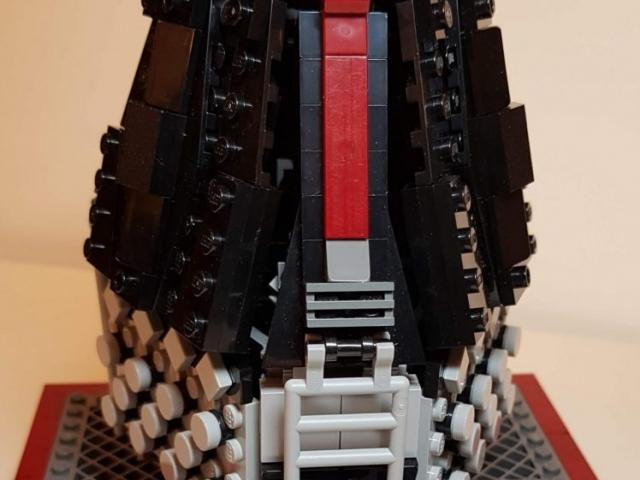 Icarus VI Drop Pod - LEGO MOC - View 2 - Made by Wright Built - Brickcan 2019