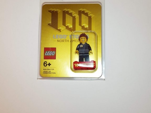LEGO 100 Stores in North America