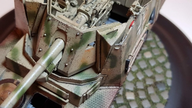 Marder 2 (WW2) - View 4 - 1/35 Scale - Built By Wright Built - Dragon Models