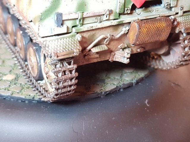 Marder 2 (WW2) - View 6 - 1/35 Scale - Built By Wright Built - Dragon Models
